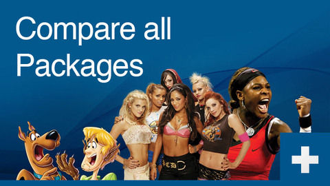 Get DStv Compare Packages