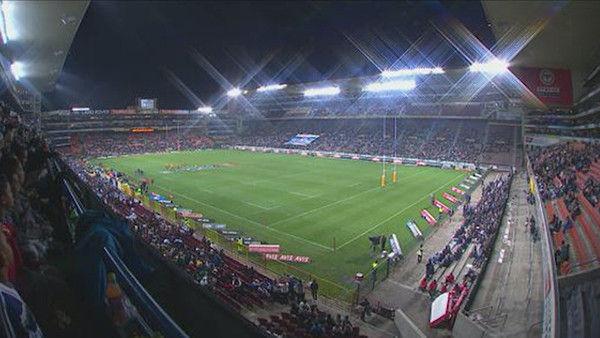 Vodacom Super Rugby-Stormers v Rebels