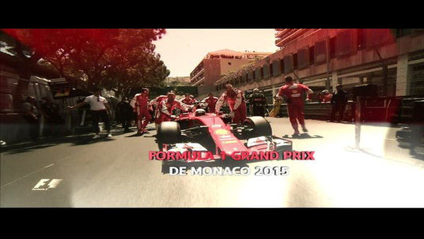 Formula One-F1 Monaco Wrap