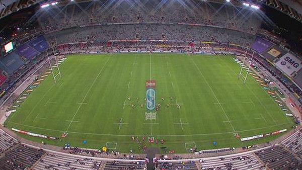 Vodacom Super Rugby-Sharks v Rebels
