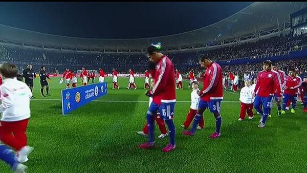 Copa America Playoff-Peru v Paraguay