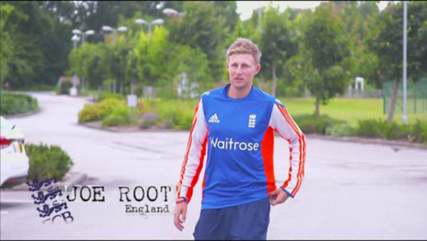 Joe Root interview