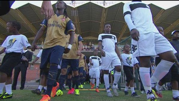 KZN Academy v Arsenal