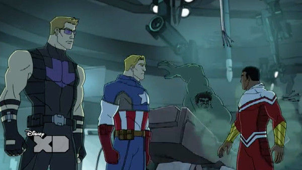 Marvel Avengers Assemble