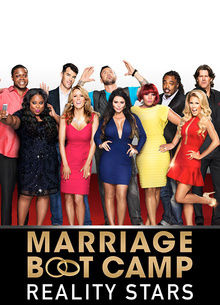 Marriage Bootcamp:Reality Stars