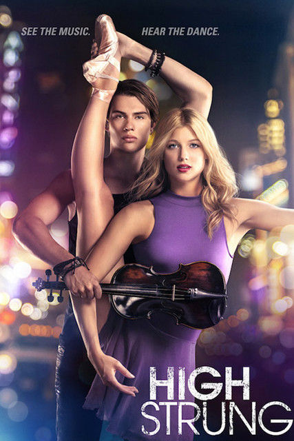 25 high strung movie poster 004 pre