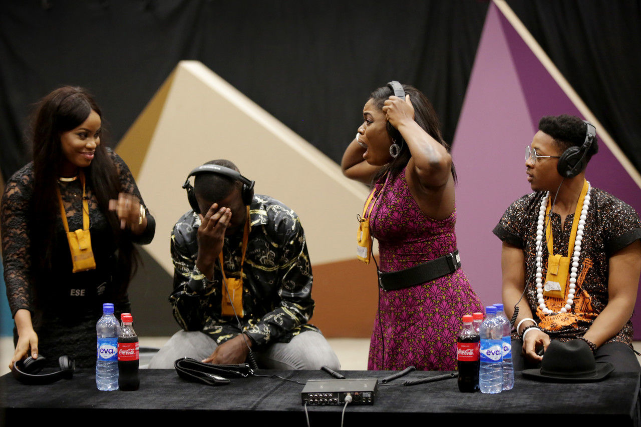 33 eviction 27 bisola and bally react to jon and eses eviction 4 004 pre