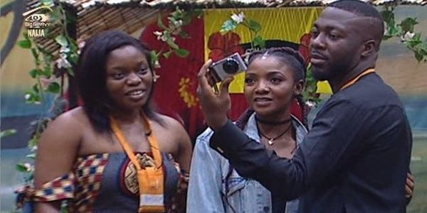 Day 36: Simi visits the delighted Housemates