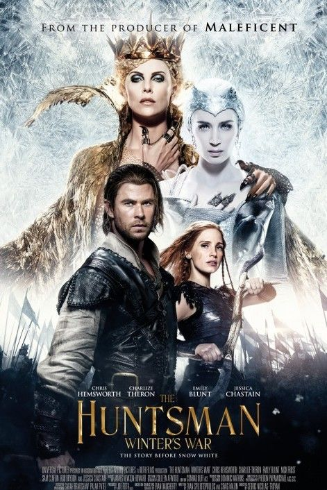 25 the huntsman  winter s war poster 012 pre