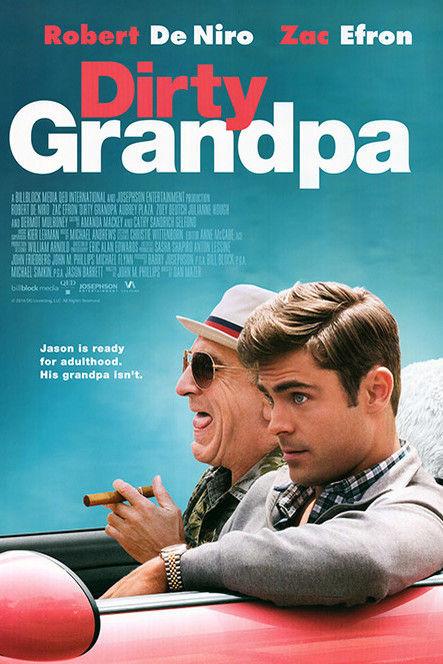 25 dirty grandpa poster 004 pre