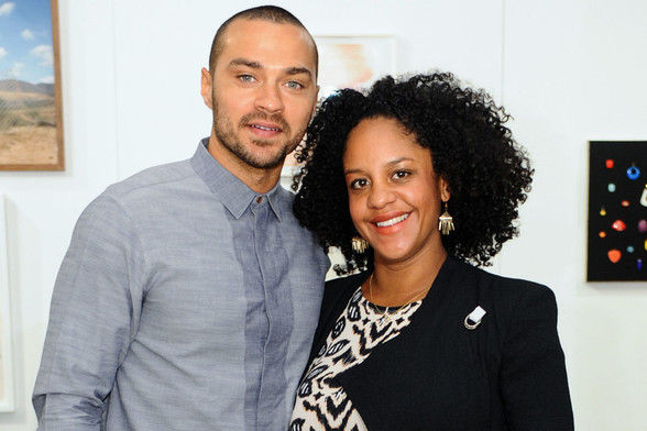 28 aryn drake lee jesse williams wife she s a successful real estate broker 003 pre