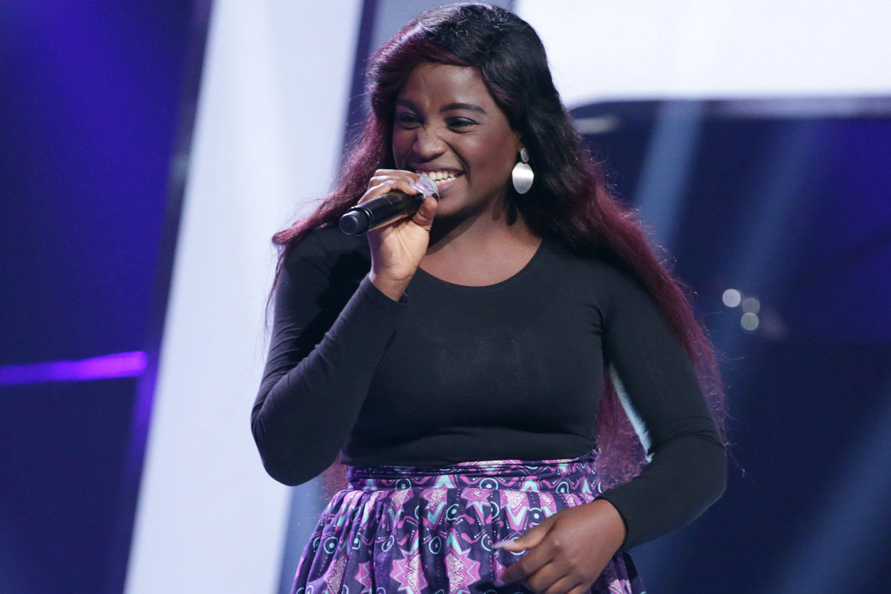 33 iheanacho ogechi nancy singing during the blind auditions  6  004 pre