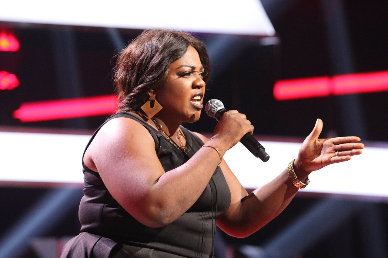 33 nwando singing during the blind auditions   3  004 pre