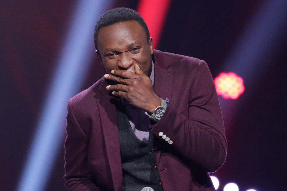 28 ebube singing during the blind auditions  1  009 pre