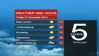 view : Weather: 21 November