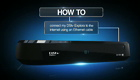 view : HOW TO connect your DStv Explora to the internet  using an Ethernet cable