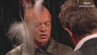 view : Graham Norton gets drenched on his show