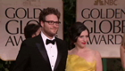 view : Seth Rogen shows serious side