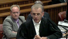 view : Carte Blanche Special Report: Oscar Trial Day 13