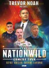 Trevor Noah's NationWILD Comedy Tour