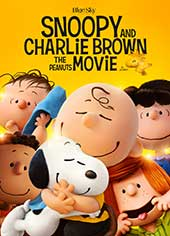 Snoopy and Charlie Brown: The Peanut Movie