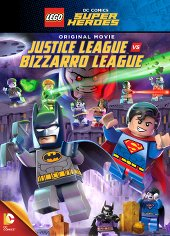 Lego: DC Comics Super Heroes: Justice League vs Bizarro League