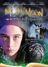 Molly Moon And The Incredible Book Art Of Hypnotism