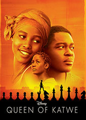 Queenkatwe poster