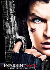 Residentevil poster