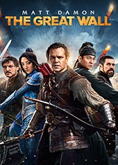 Thegreatwall poster