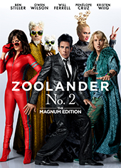 Zoolander No.2: The Magnum Edition