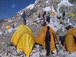 view : Everest Base Camp