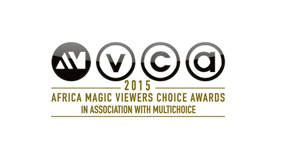Logo for the 2015 AfricaMagic Viewers Choice Awards
