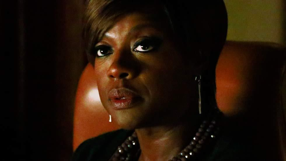 Viola Davis as Annalise Keating in the TV show, How To Get Away With Murder