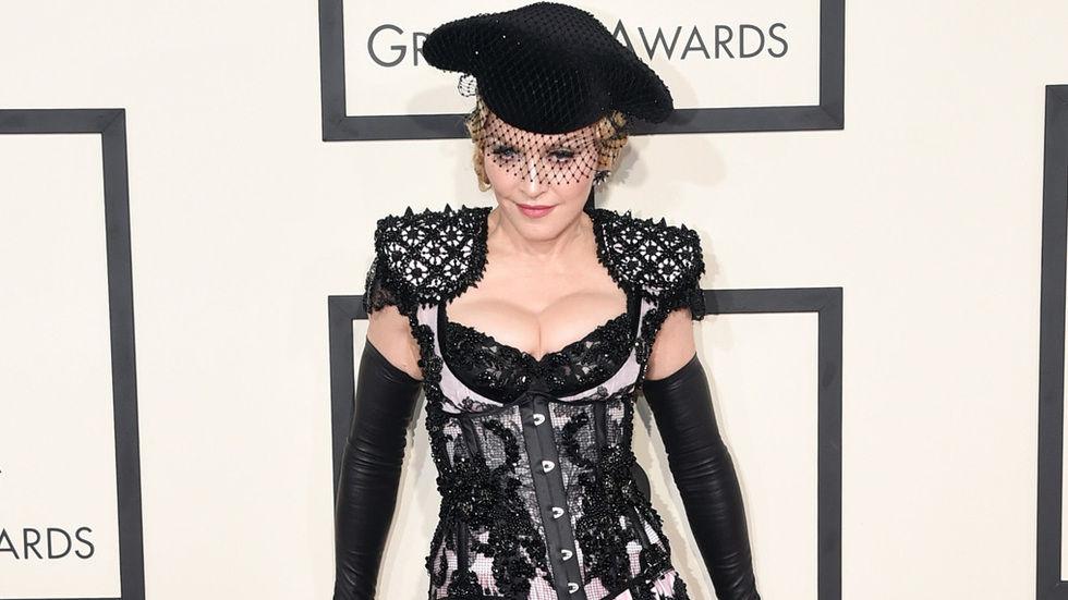Madonna press shot