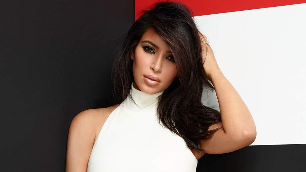 E!'s reality starlet Kim Kardashian
