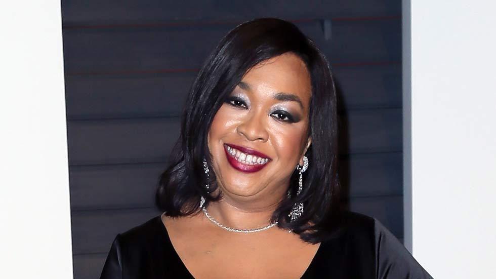 TV producer of Grey's Anatomy and The Fixer, Shonda Rhimes