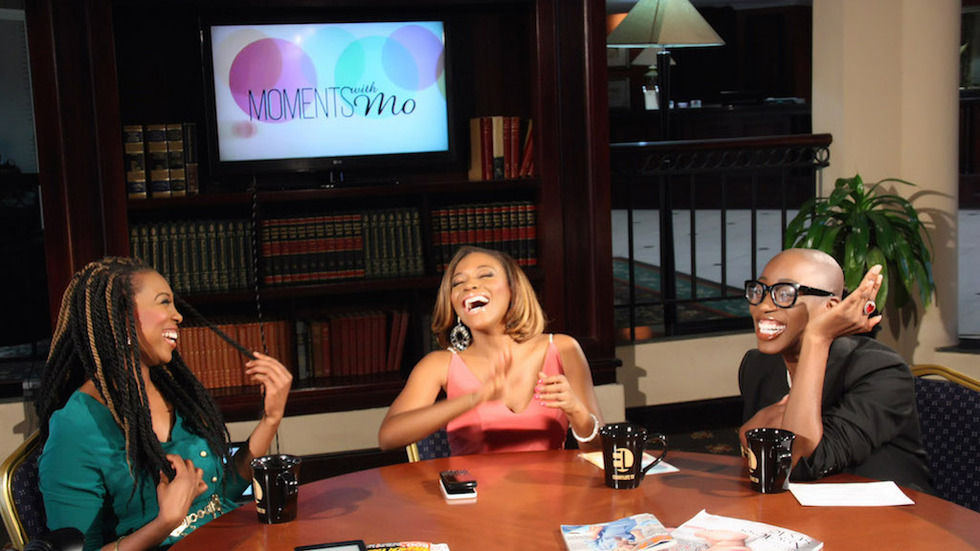 Eryca Freemantle on EbonyLife TV