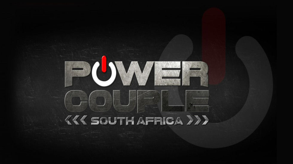 DStv black logo Power Couple