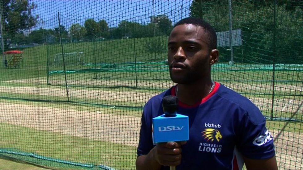 Temba Bavuma SA cricket batsman proteas fire