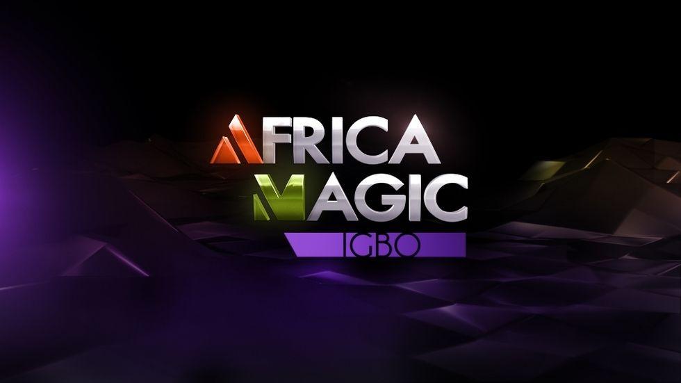AfricaMagic Igbo LOGO