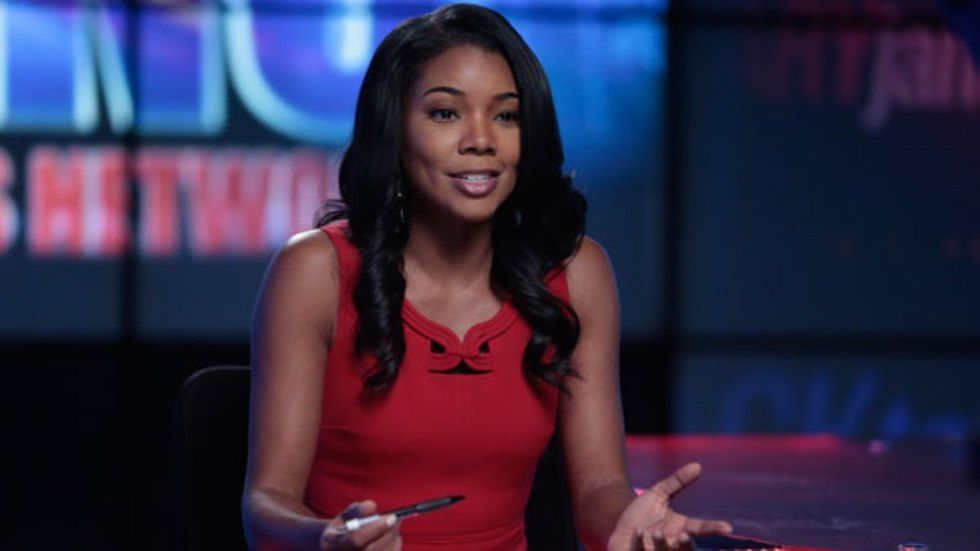 Gabrielle Union on Being Mary Jane.
