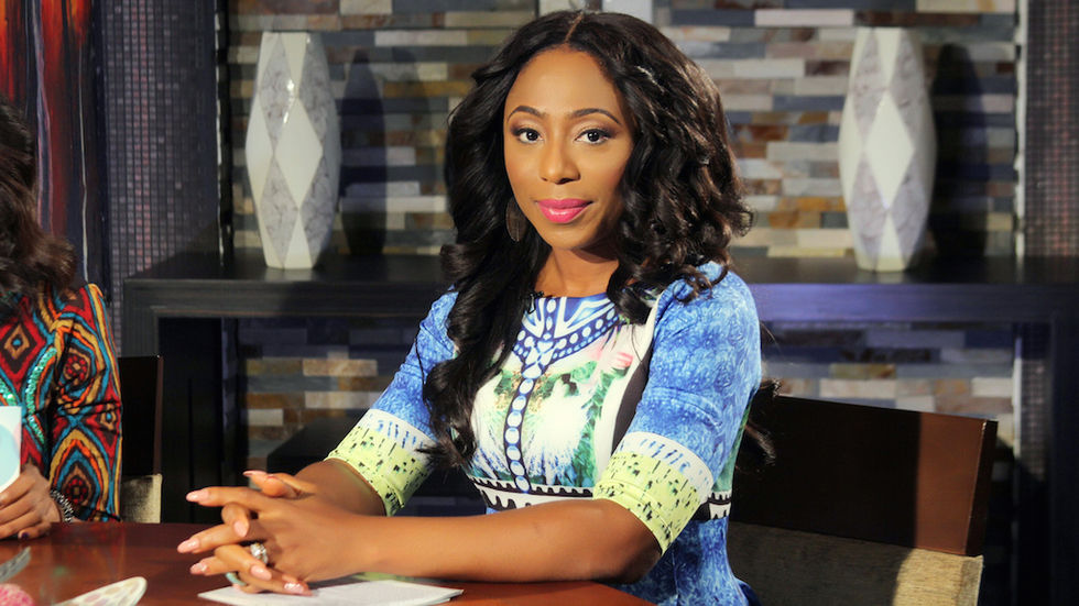 Dakore joins Moments With Mo