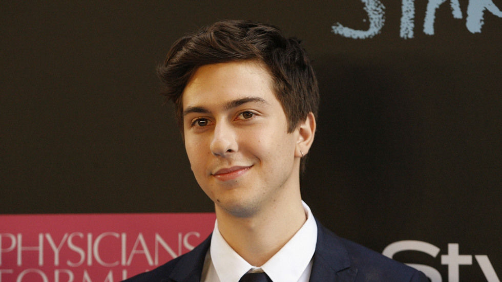 Getty image of Nat Wolff.