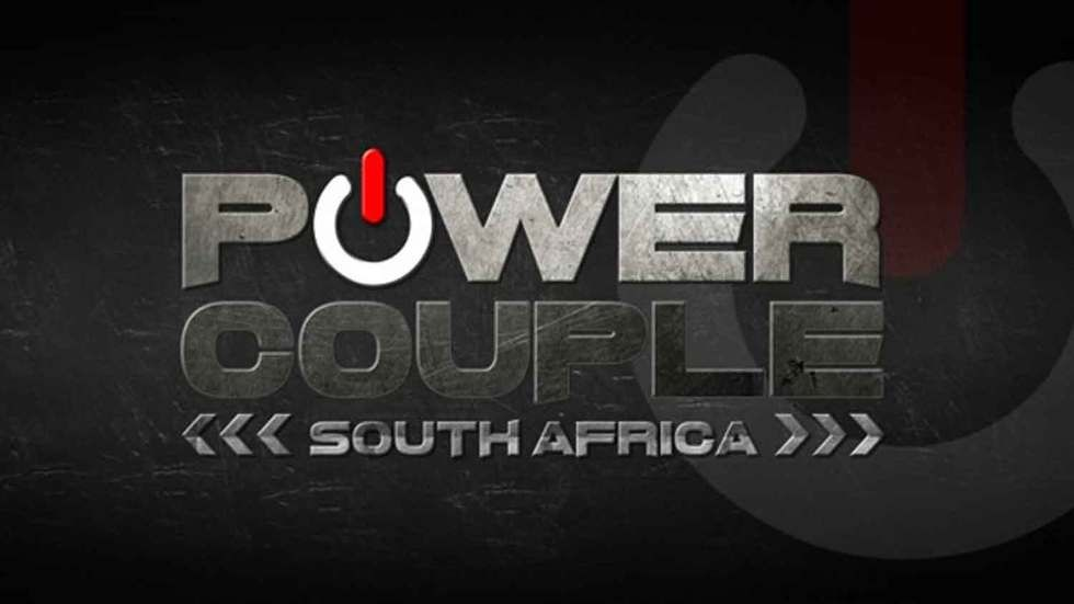 Power Couple South Africa official logo.
