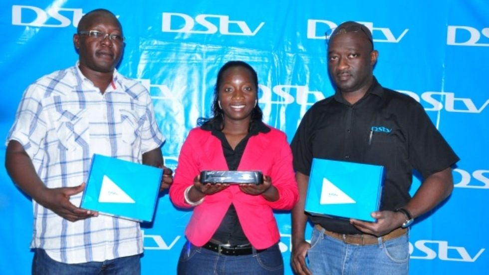 DStv Zapper decoder unveiled in Uganda