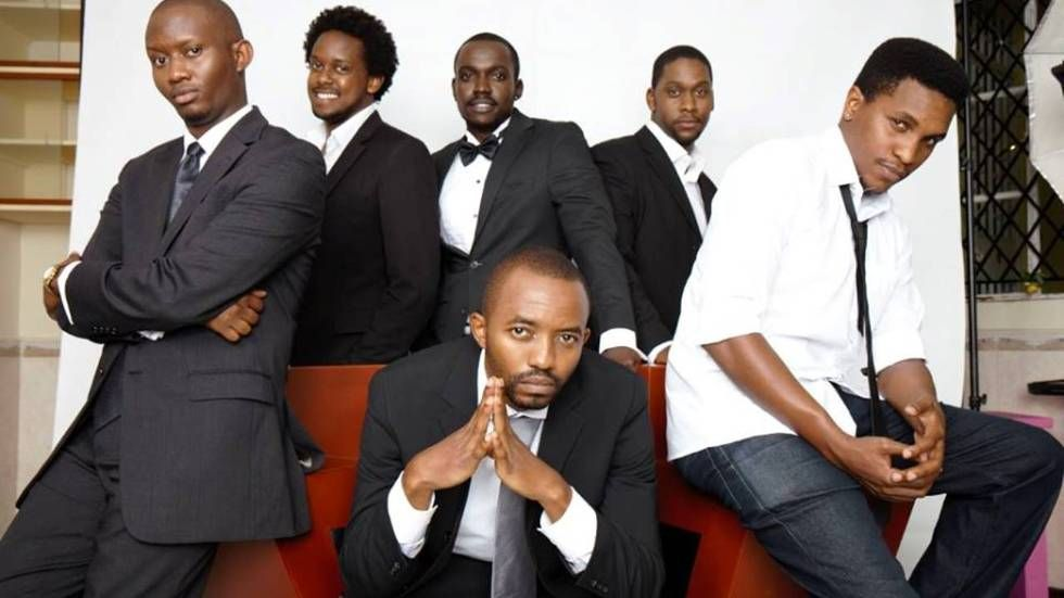 The male cast of How to Find a Husband