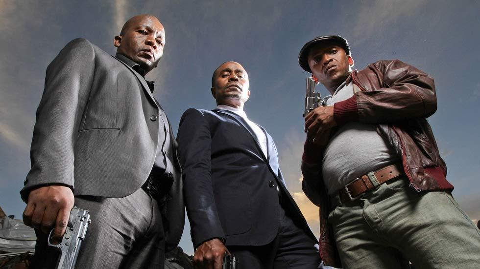 Cast of Mzansi Magic's Isibaya