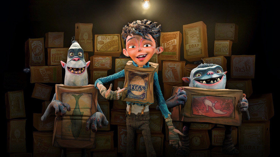 The Boxtrolls Movie on BoxOffice.