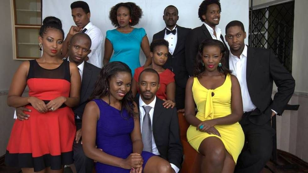 The cast of How to Find a Husband S1